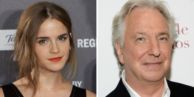 Emma Watson Attacked For Tweeting Alan Rickman Quote Supporting Feminism As