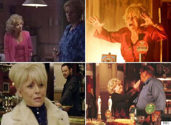 Peggy Mitchell To Be Killed Off On 'EastEnders': Relive 21 Of Barbara Windsor's Character's Best Moments