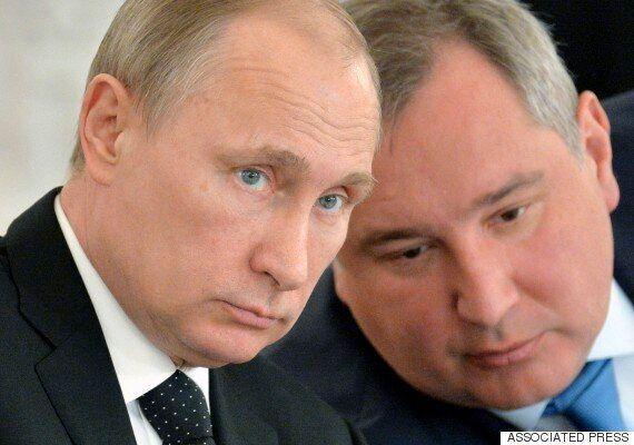 Putin Loyalist Dmitry Rogozin Warns 'Tanks Don't Need Visas' Over Russian Military Presence In The