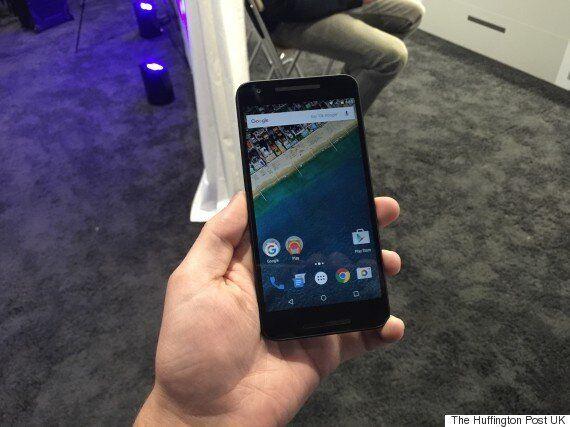 Google Nexus 5X Preview: Updating A
