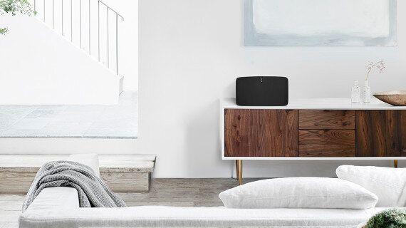 Sonos Unveils The New Play:5 Wireless Home