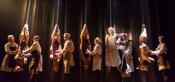 Review: Tipping the Velvet, Lyric Hammersmith 'Warm, Witty and Laughs