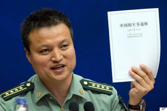 China-US War 'Inevitable', According To State-Run