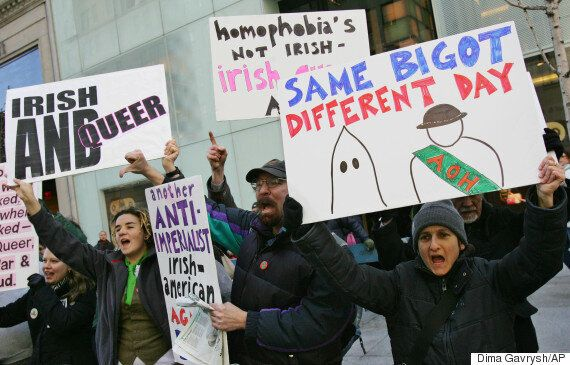 New York St Patrick's Day Parade Drops Ban On Gay