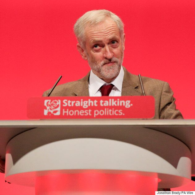 Jeremy Corbyn: Blogger Richard Heller Who Wrote Recycled 1980s Speech Says 'I Am