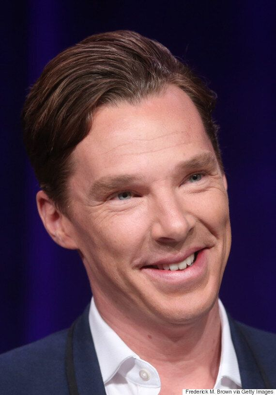 Benedict Cumberbatch Among Group Of Actors Fighting Plans To Scrap the Human Rights