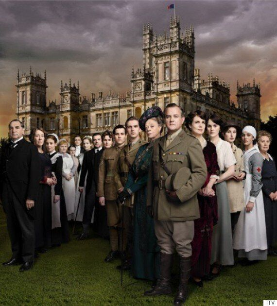 'Downton Abbey' Wedding Spoiler: Crew Slip Up 'Reveals Huge Upcoming Final Series Detail' (But It's Not...