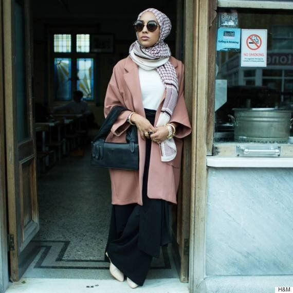 H&M Hijab-Wearing Model Mariah Idrissi On Muslims, Modesty And