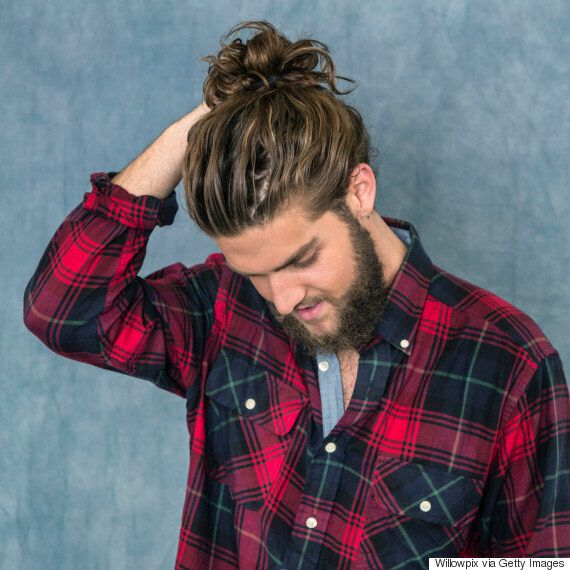 Man Buns: University Ban Hairstyle For Being Too