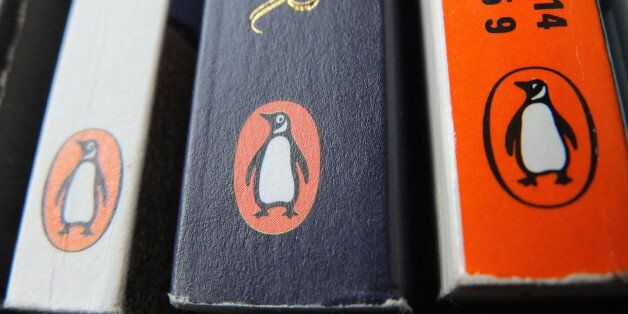 Penguin published