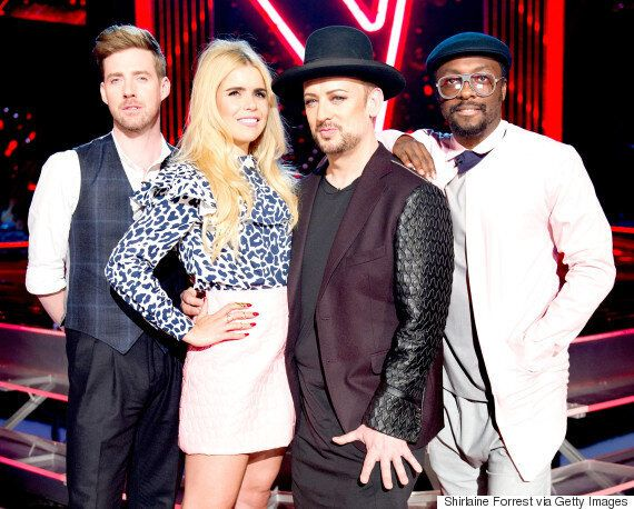 'The Voice': Boy George 'Reduces Paolma Faith To Tears', Branding Her 'Bitchy And Rude' As New Judges...