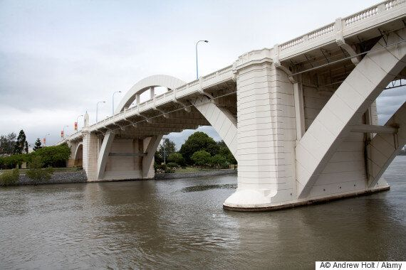 British Backpacker Missing After Jumping From William Jolly Bridge,