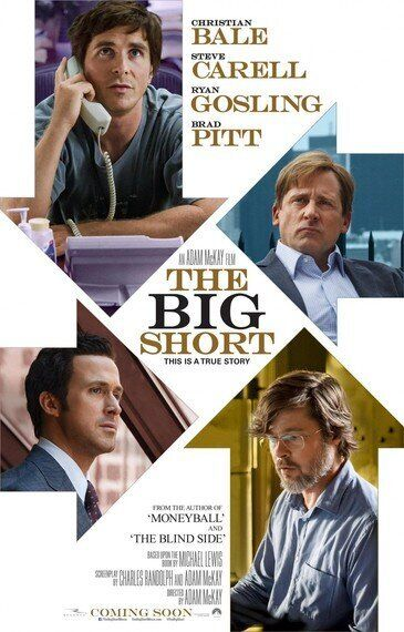 Film Review: The Big Short - The Assassin - The Last