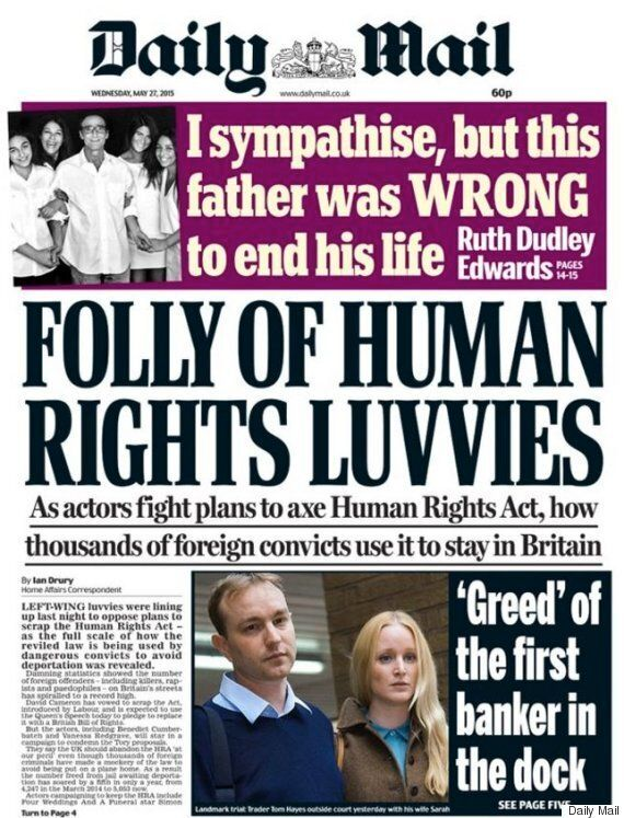 Human Rights Act Scrapping Will Not Be Rushed Through Parliament In The Queen's Speech