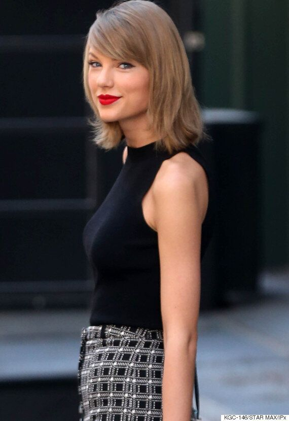Taylor Swift Is Officially One Of The Most Powerful Women In The World After Making It On To Forbes Magazine's...