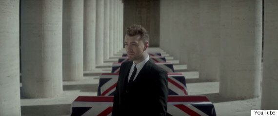 Sam Smith 'Bond' Song: Singer Unveils 'The Writing's On The Wall' Music