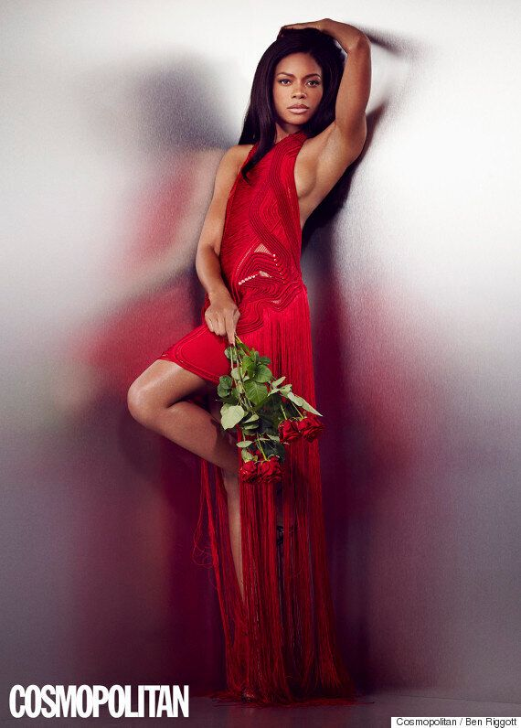 'James Bond' Actress Naomie Harris Explains Why You Can Be A Bond Girl AND A