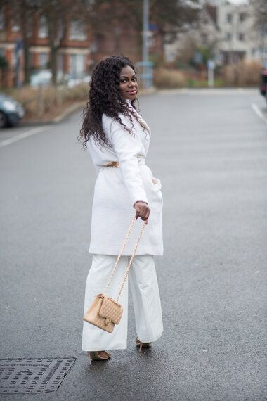 Styling an All White