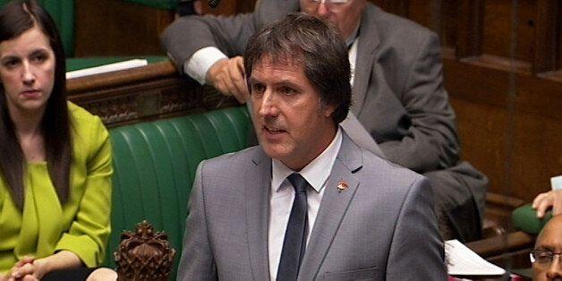 MP for Liverpool Walton Steve Rotheram responds after Prime Minister David Cameron delivered a statement...