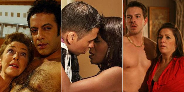 Soapland's Oddest Couples: From 'EastEnders' And 'Emmerdale' To 'Corrie' And 'Hollyoaks', The Weirdest...