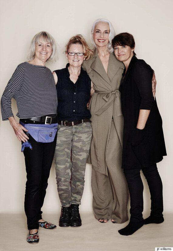 59 Year Old Yasmina Rossi Is Revolutionizing The Modeling