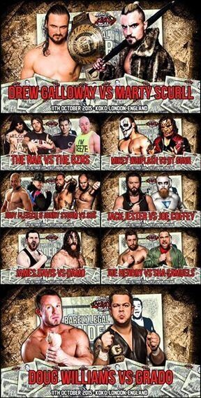 Royal Ramblings: Spreading the Insanity! ICW Hits the