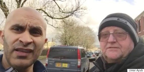 EDL: Asian Man Responds To Far-Rights' Preston March Plans With Hilariously Simple