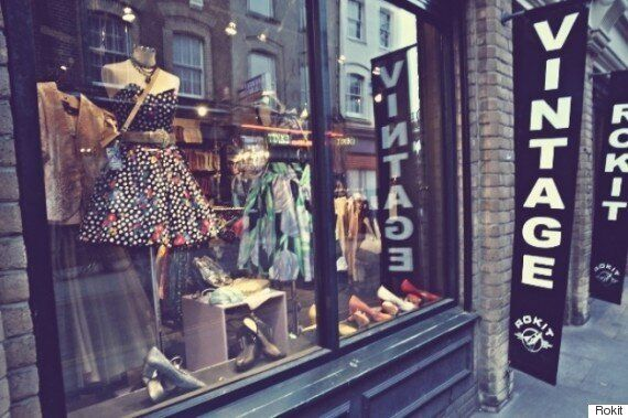Best Vintage Shops In