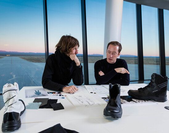 Y-3 and Virgin Galactic Unveil Astro Fashion Collab for First Commercial