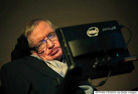 Stephen Hawking: How Space Could Save Humanity From