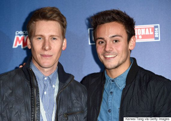 Tom Daley Engaged To Dustin Lance Black: Couple Announce They're Set To Marry With Small Notice In The