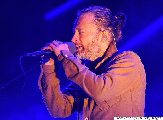Radiohead Frontman Thom Yorke's Latest Song Is 432 Hours Long And Will Take You Over A FORTNIGHT To Listen