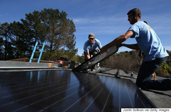 California Gives Free Solar Panels To Its Poorest