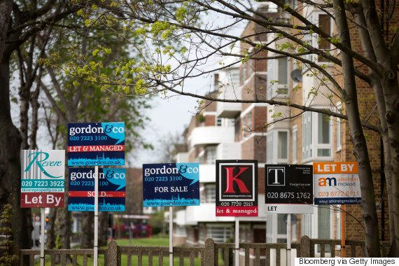 Up To Half Of Renting Household In London Living In Poverty, New London Architecture Study