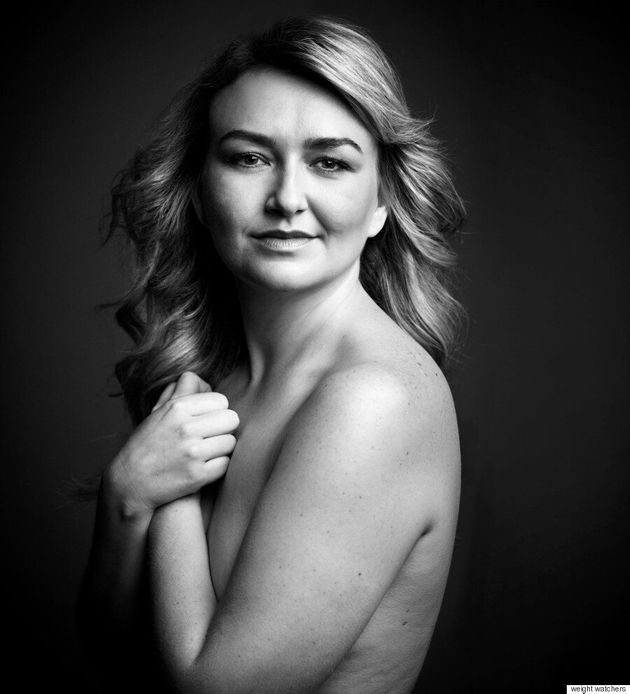 Women Pose Naked In Weight Watchers Magazine After Losing