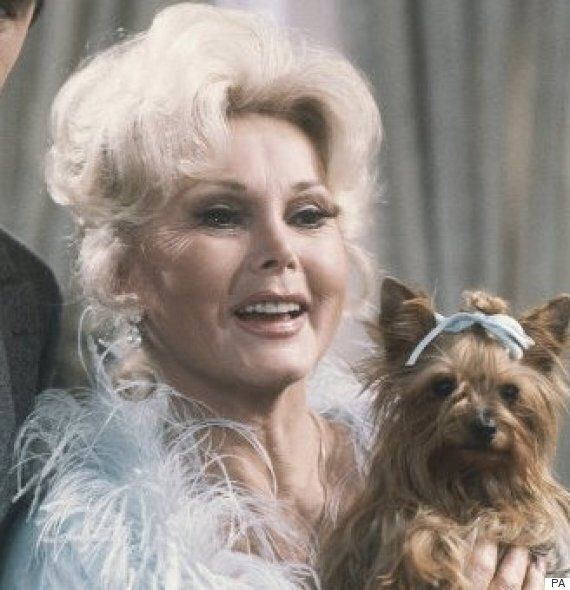 Zsa Zsa Gabor Dead: One Of Hollywood's Final Vintage Stars Dies Aged