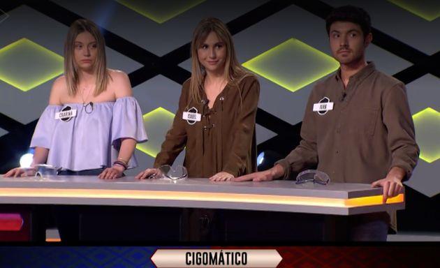 Juanra Bonet sorprende con esta contestación a una rival de 'Los Lobos' en 'Boom' (Antena