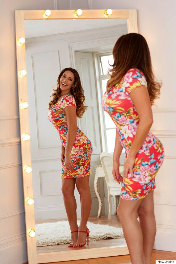 Kelly Brook Says She's 'Happier And More Confident Than Ever' As She Reveals Weight Loss