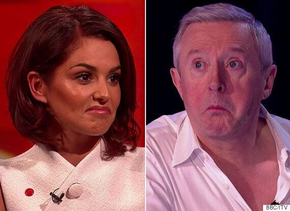 Cheryl Fernandez-Versini Denies Louis Walsh's Claims They've Made Up After Public