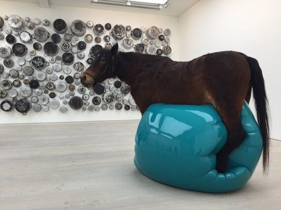 Saatchi Gallery Opens New Show on Female Artists