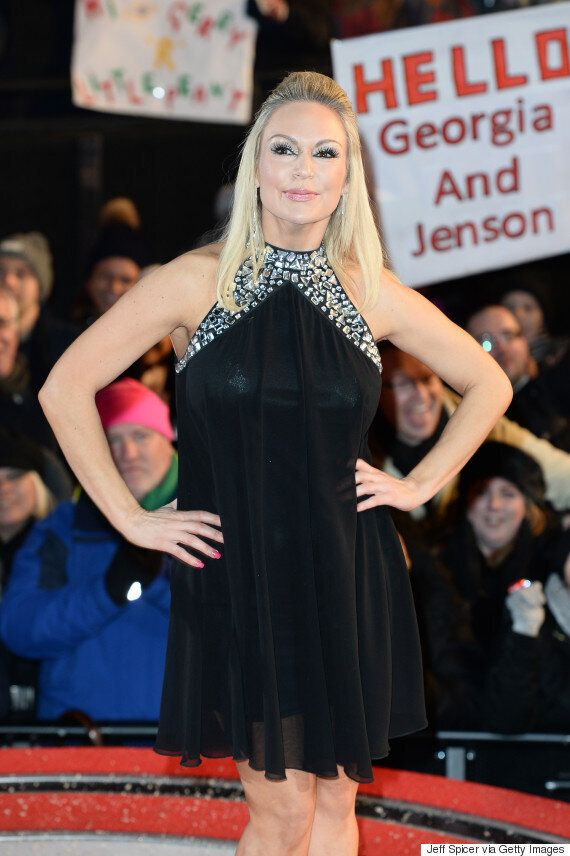 'Celebrity Big Brother': Kristina Rihanoff Evicted, Labels Gemma Collins 'Biggest Bitch In The