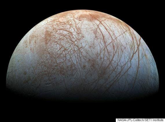 NASA's Europa Spacecraft Will The Scour Moon For Alien