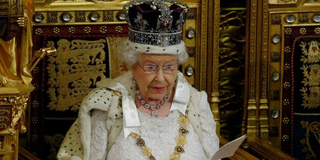 We Are 'One Nation', Says Woman On Gold Throne Wearing Diamond-Encrusted Crown As She Announces Further...