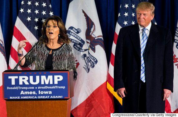 Sarah Palin's Unintelligible Donald Trump Endorsement Speech In 13 Batsh*t Crazy