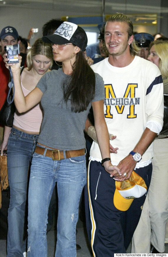 David Beckham Reveals Which Of Victoria's Outfits Is His