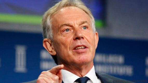 Tony Blair Resigns As Middle East Peace Envoy, Twitter Has A Field