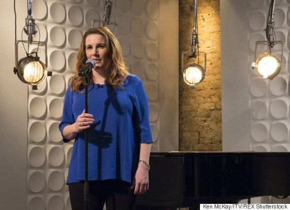 'X Factor' Winner Sam Bailey Reveals Her Advice For This Year's