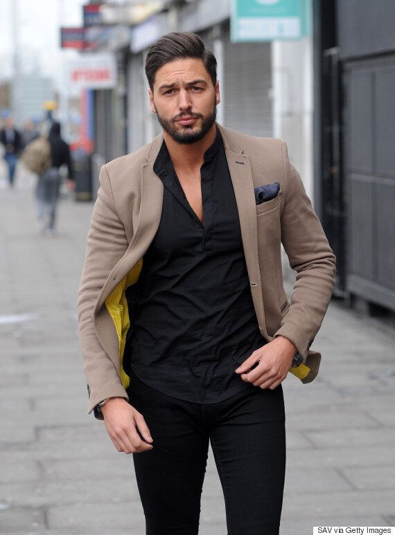 Mario Falcone Suspended From 'TOWIE' AGAIN After 'Promoting Diet