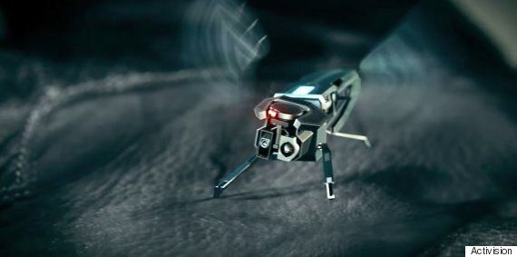 Killer Drones With AI Will Leave Humankind 'Utterly Defenceless' Warns