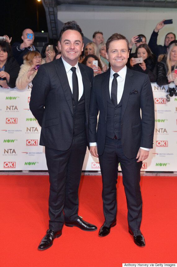 NTAs 2016: Ant And Dec Named Best Presenters For 15th National Television Awards In A